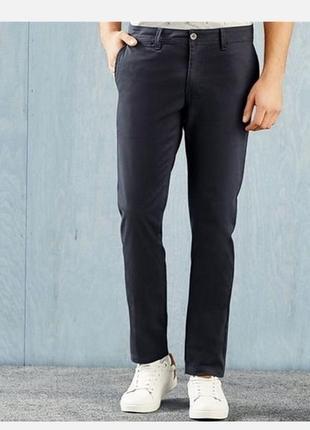 Мужские брюки чиносы штаны livergy 54