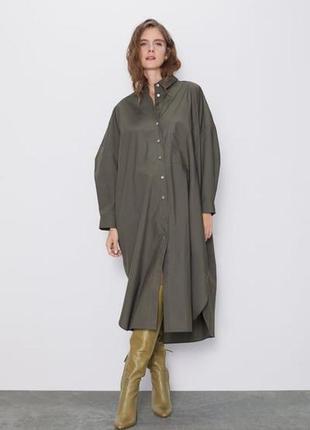 Платье, плаття - сорочка zara kak mango, h&m