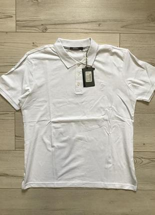 Качественная хлопковая футболка поло sorbino италия