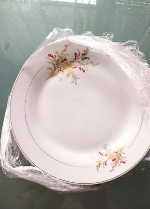 Польские фарфоровые тарелки