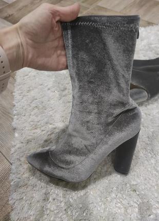 Ботильоны ботинки женская обувь