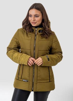 Женская весенняя куртка. демисезонная. новинка!  46-54