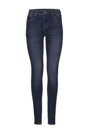 9. фирменные джинсы skinny fit esmara германия, размер на выбор.