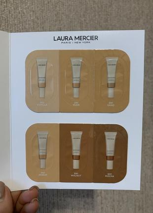 Пробник тона laura mercier tinted moisturizer natural skin perfector broad spectrum spf 30