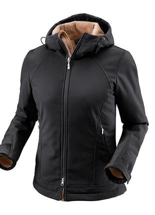 Женская лыжная куртка softshell tcm tchibo германия