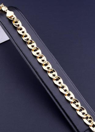 Браслет 'xuping' (позолота 18к) длина: 23 см. 0843360,