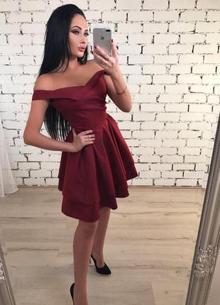 Коктейльное платье 👗