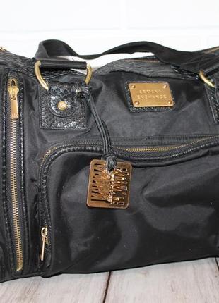 Большая вместительная сумка от armani exchange