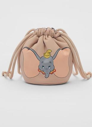 Сумочка детская zara disney dumbo сумка