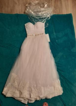Весільне плаття фірми maxima
