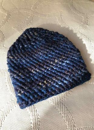 Тёплые шапки ручной работы и от zara