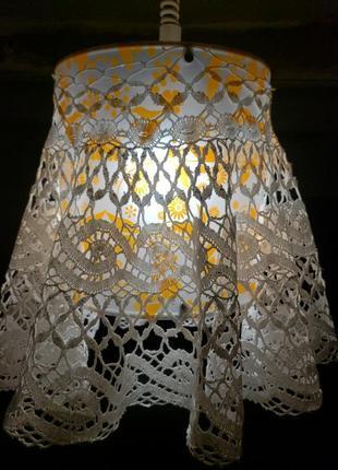 Декор для світильника (абажура)