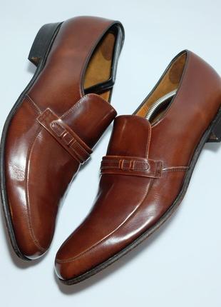 Туфли barker wade. размер 46