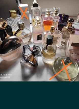 Оригінальні парфуми на розпив