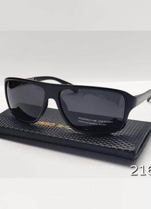 Чоловічі сонцезахисні окуляри лінза поляризаційна