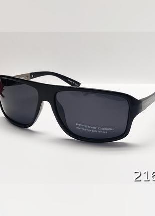 Сонцезахисні окуляри чоловічі із поляризацієй