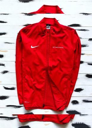 Nike x swiss ice hockey спортивная куртка