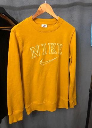 Nike vintage свитшот кофта