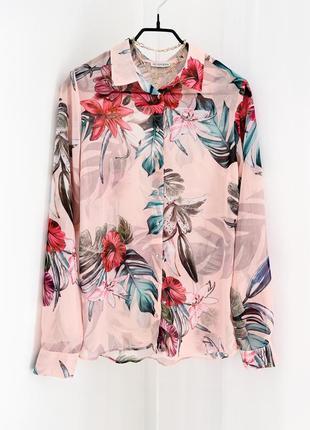 Блузка в квіти guess