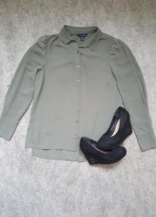 Блуза классическая. модная блуза