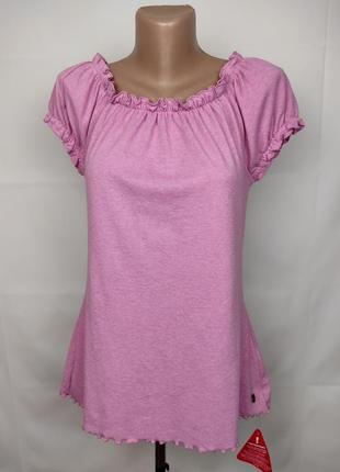 Блуза новая трикотажная красивая оригинальная jae browns uk 16/44/xl