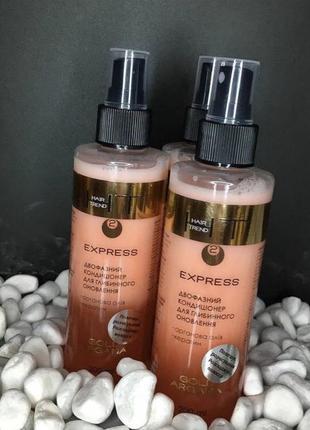 Express/ двофазний кондиціонер для глибокого відновлення волосся