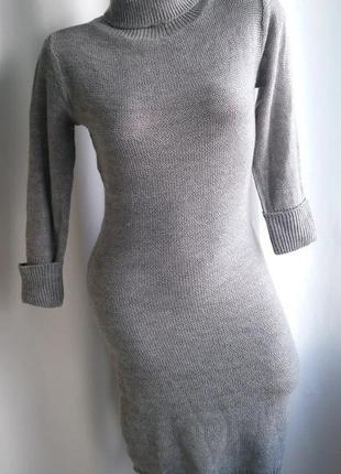 Вязаное платье brave soul, размер xs