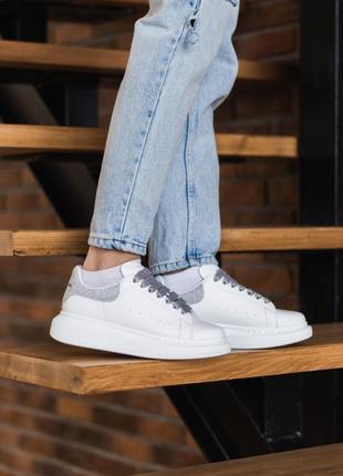 Alexander mcqueen кроссовки