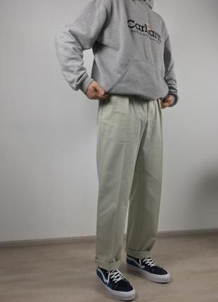 Бежевые брюки polo ralph lauren andrew pant