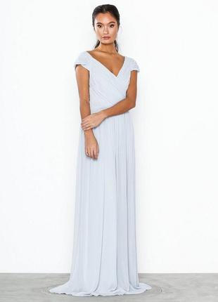 Новое длинное платье nly eve
