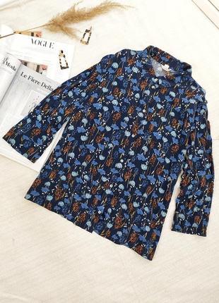Блузка с цветами нарядная блуза винтаж