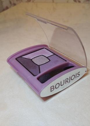 Тени для век буржуа bourjois