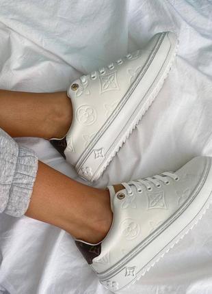 Жіночі кросівки lоuіs vuіttоn (36-40)