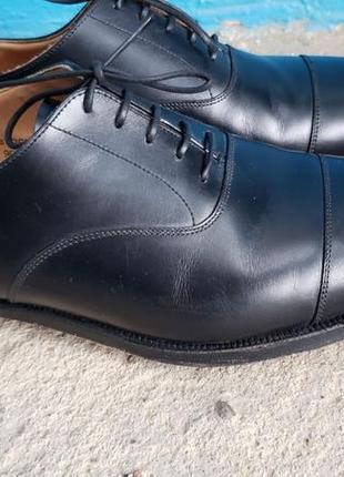 Туфли премиум класса crocket & jones, размер 44