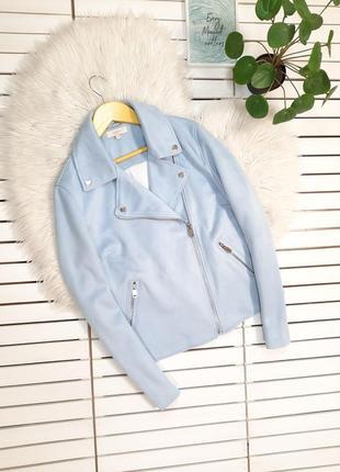 Куртка косуха из эко замши versia p. l