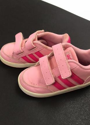Кросівки 21р adidas