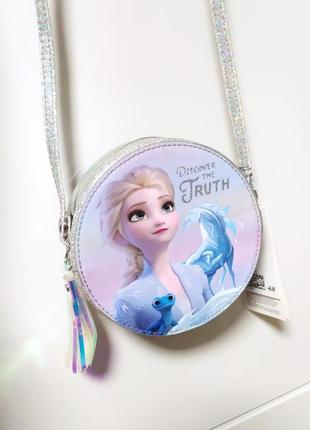 Шикарные сумочки h&m frozen блестящие девочкам