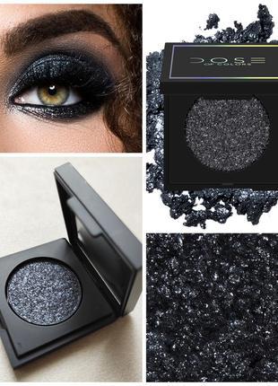Супер сияющий спаркл / тени dose of colors block party eyeshadow