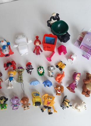 Набор игрушек домик для кукл маша животные семья ноев ковчег