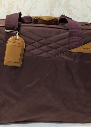 Дорожная сумка pierre cardin