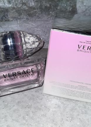 Versace brite cristal deodorante