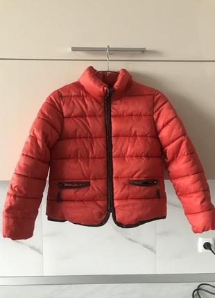 Куртка весенняя 140 см