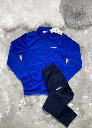 Оригинал! мужской спортивный костюм adidas mts basics из сша ei5581
