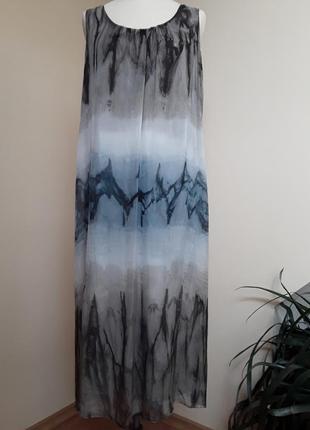 Платье шелк 100%