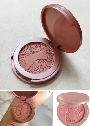 Румяна tarte cosmetics amazonian clay 12-hour blush мини, оригинал