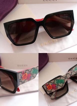 Новые очки с красивыми дужками