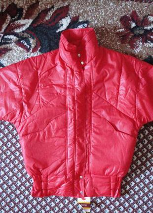 Новая болоньевая куртка