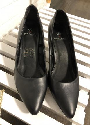 Туфли 🥿 кожа