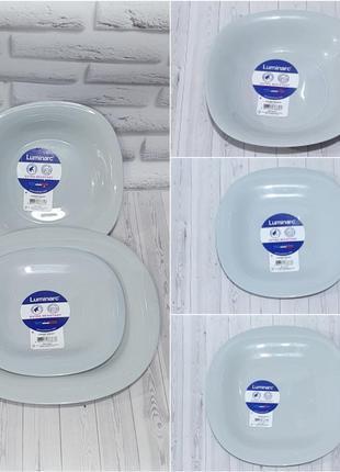 Серия тарелок  luminarc 'carine granit'