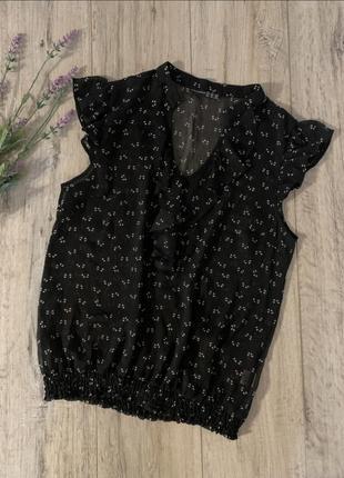 Женская блуза, размер l, в отличном состоянии
